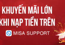 misa support